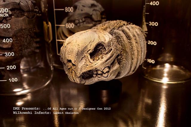 Labbit Skeleton by Scott Wilkowski DCON