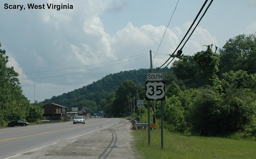 Scary WV