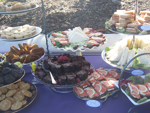 afternoon tea buffet #2