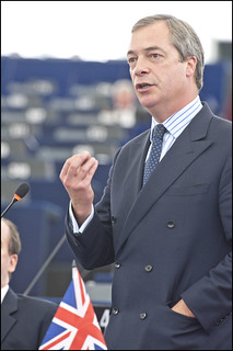 Nigel Farage (EFD co-chair, UK)