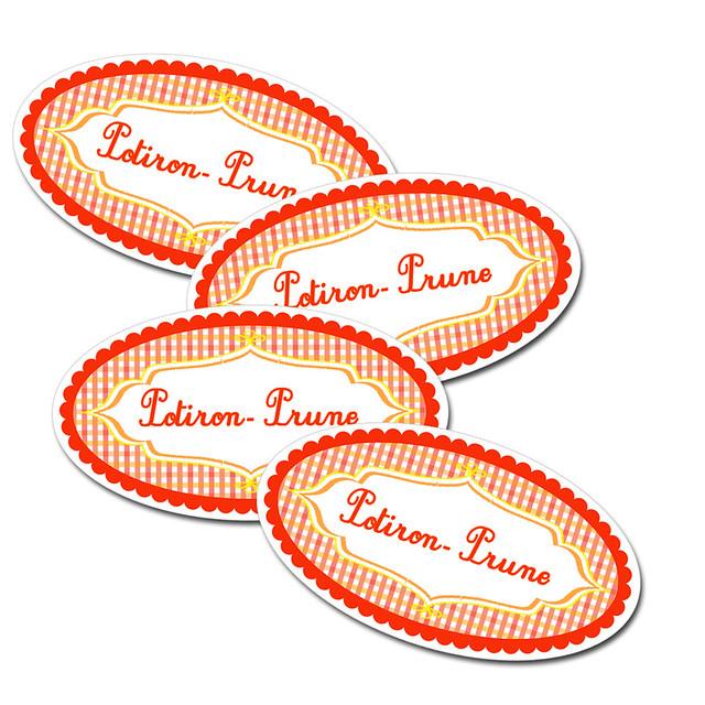 tiquette confiture potiron prune imprimer gratuitement flickr photo sharing. Black Bedroom Furniture Sets. Home Design Ideas
