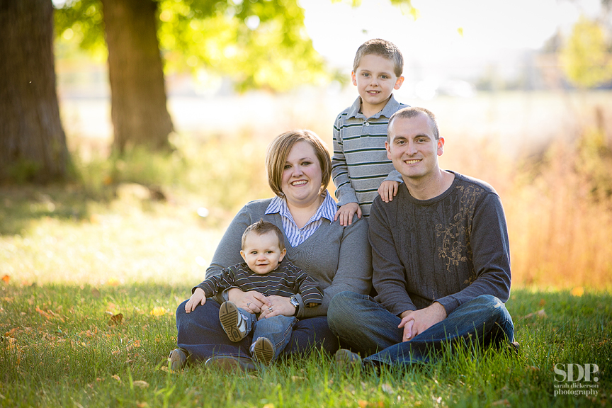Parkville Missouri family portraits