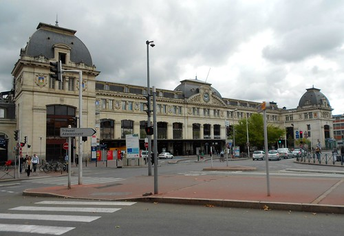 Toulouse Train Station