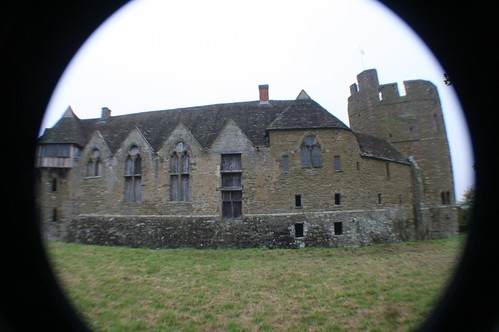 Stokesay Castle, England