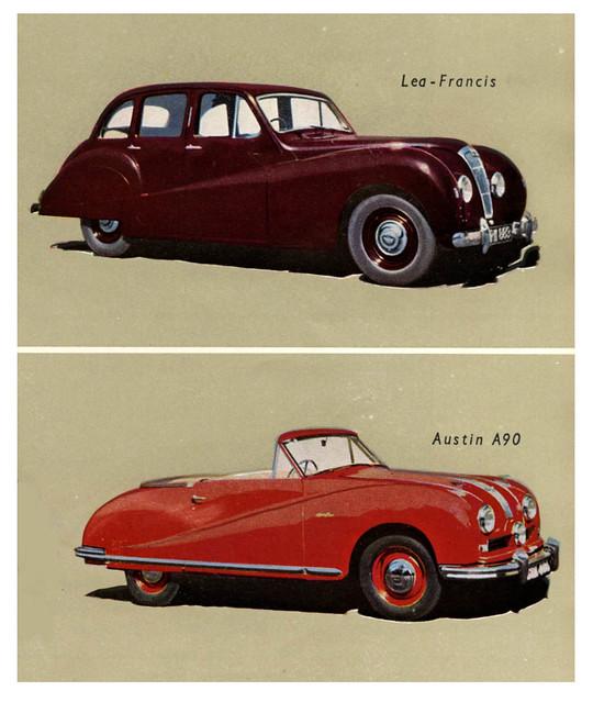Lea-Francis, Austin A90