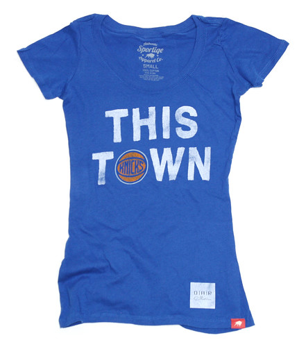 EE1746 KNICKS THIS TOWN