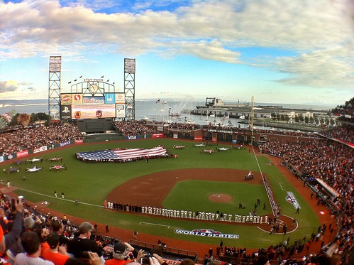 World Series Game 1