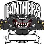 Clip Art Illustration Of A Panther Logo Design Graphic 4