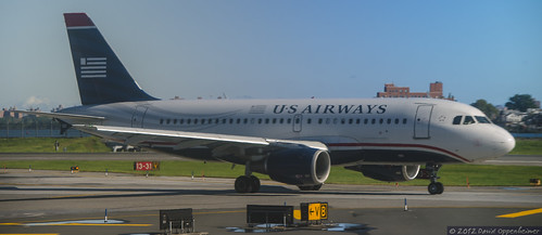 US Airways Jet Plane