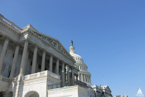 House of Representatives and Capitol Dome
