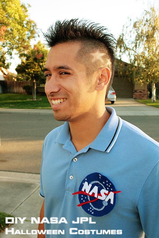 - Thrifty Crafting: DIY NASA JPL Costume