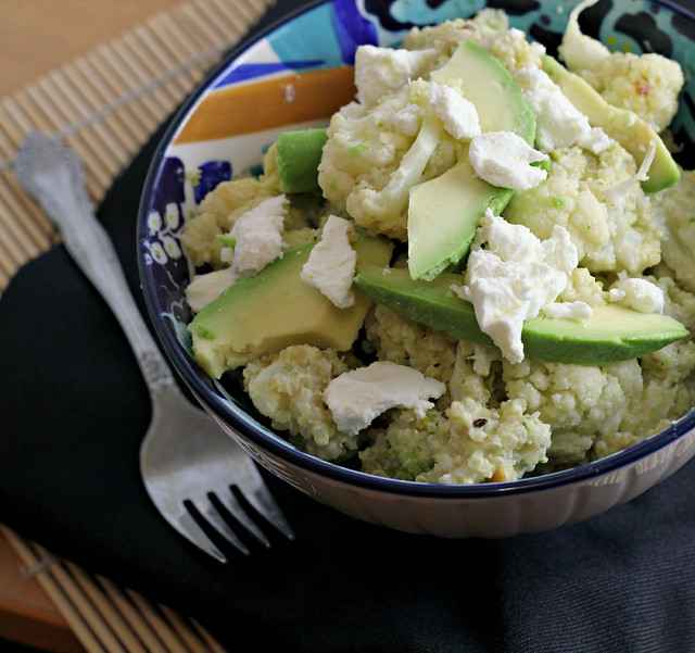 ... Salad with Avocado and Goat Cheese | Joanne Eats Well With Others