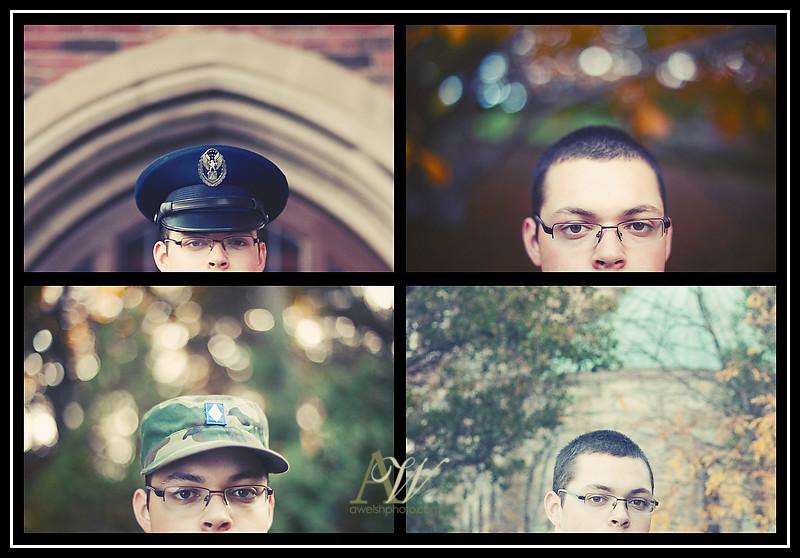 Rochester NY Senior Portraits