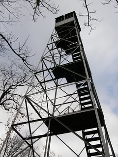 Kane Mountain Fire Tower