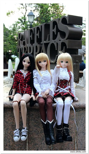 Doll Gathering at Fort Canning