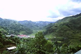 View beyond Banaue