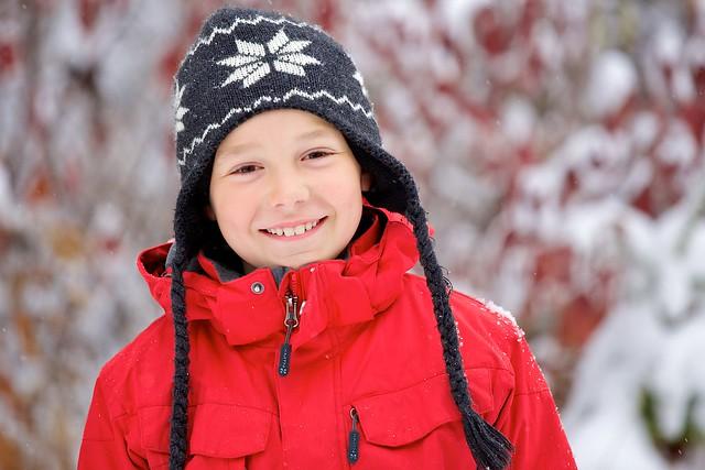 Snow Day – Josh
