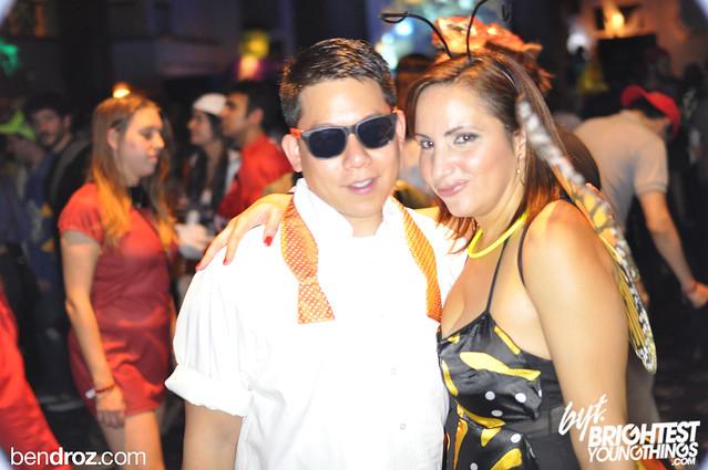Oct 27, 2012-Halloween BYT74 - Ben Droz