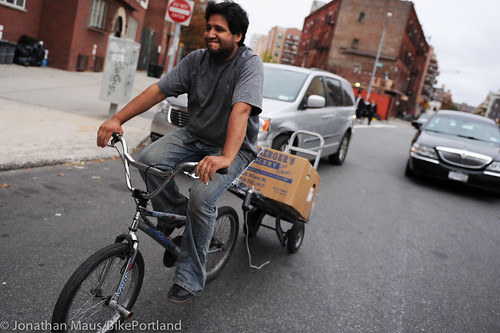 Mexican Fixed delivery guys in NYC-14