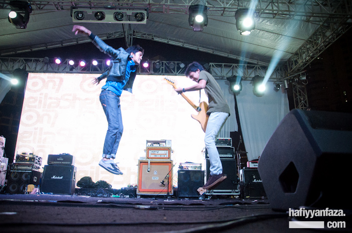 Foto Sheila on 7 Live 2012 @ Hai Day Photo by Achmad Hafiyyan Faza