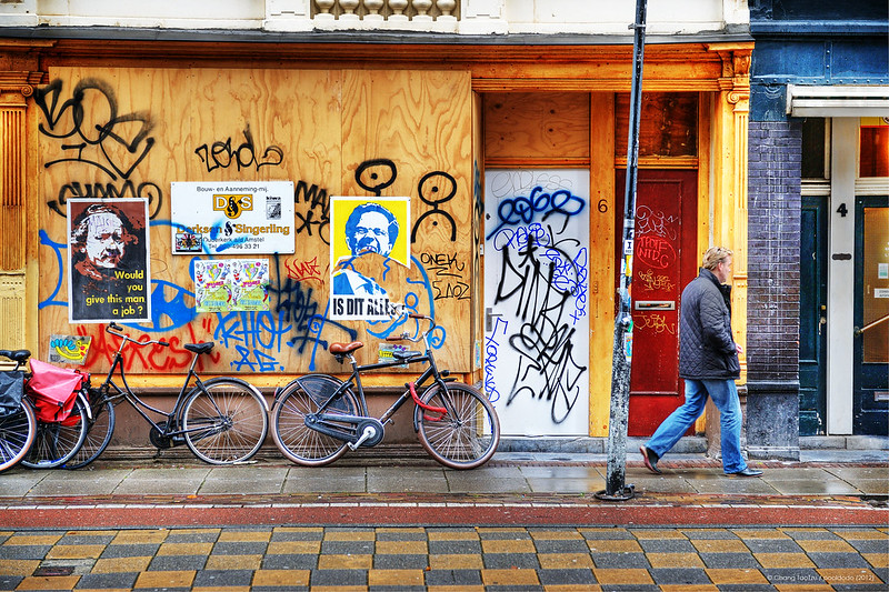 [street] Amsterdam