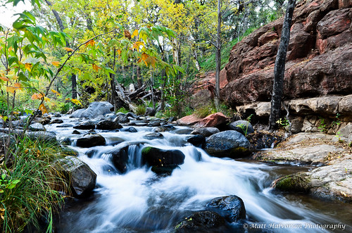 Oak Creek by M@ H