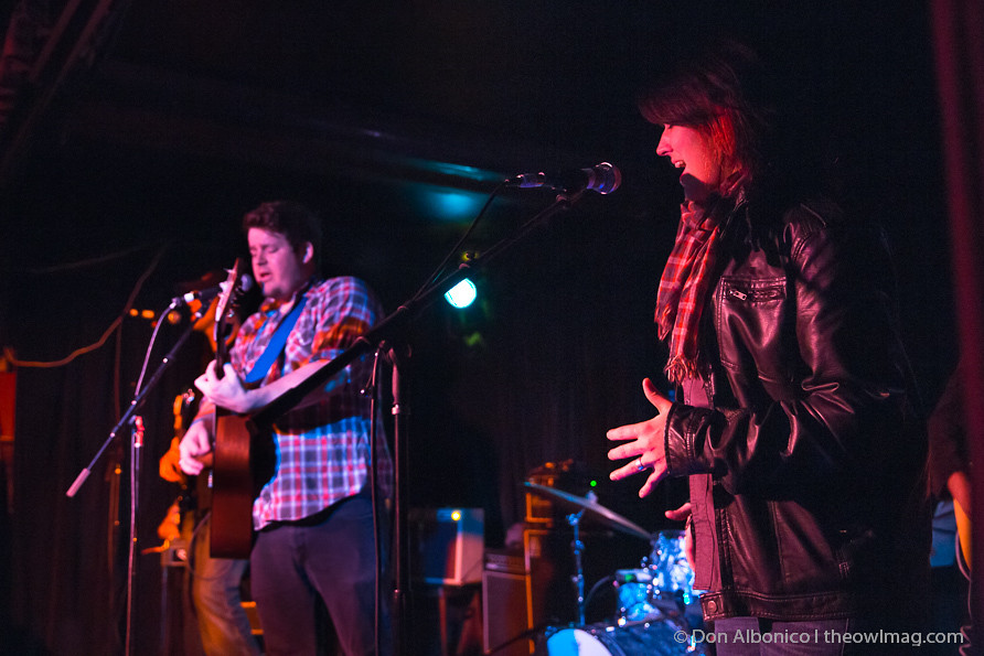 Elliot Randall & the Deadmen @ Cafe du Nord, LA 10/26/12