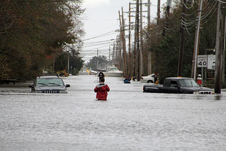 Hurricane Sandy, Mantoloking Rd., Brick, NJ