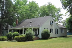 Cape Cod Style House,Clarksville