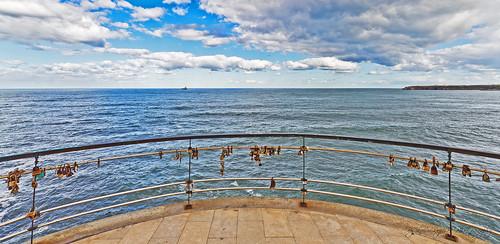 Luis a l pez fotograf a museo de las anclas philippe cousteau salinas - Hotel salinas asturias ...