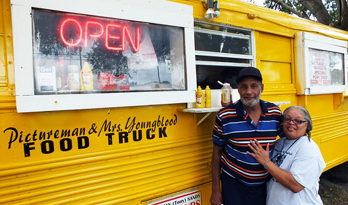 Pictureman & Mrs. Youngblood's Food Truck