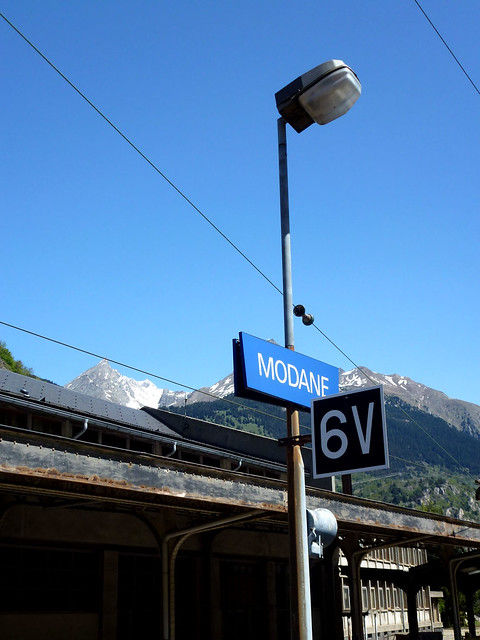 Florence - jour 1 - 007 - Gare de Modane