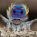 _X8A6285 peacock spider Maratus speciosus by Jurgen Otto
