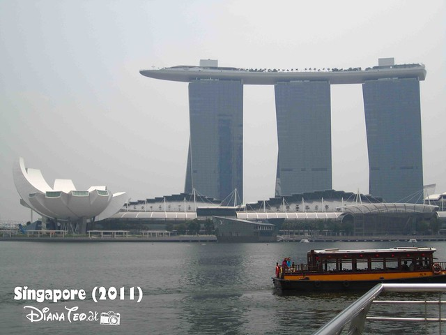 Day 4 Singapore - Merlion Park 03