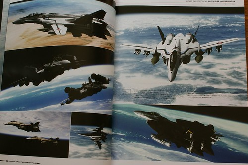 Variable Fighter Master File - VF-25 MESSIAH - 3