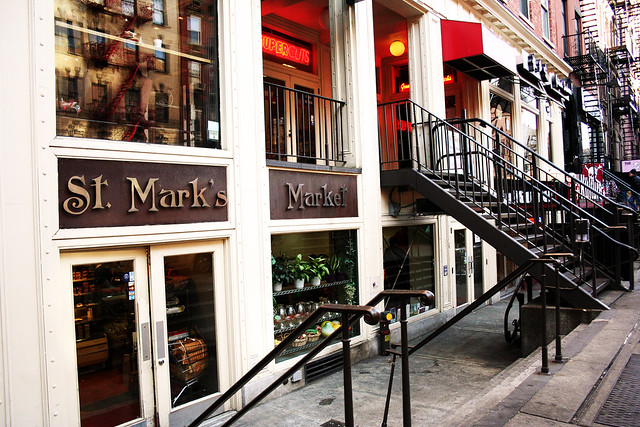St. Mark's Market