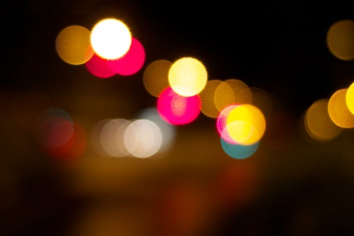 """Unfocused Light Textures"""