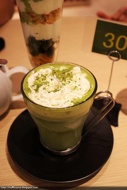 Maccha House - Matcha Latte (Hot)