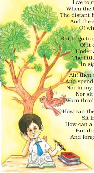 NCERT Class VIII English Chapter 5 The Summit Within