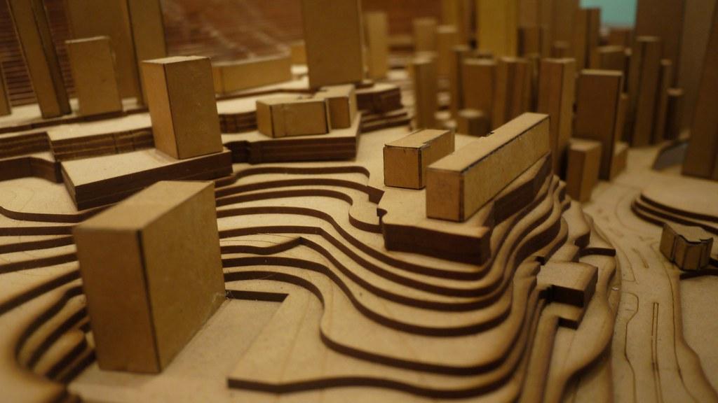 Cardboard Contours