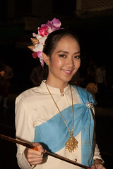 2012-11-27 Thailand Day 09 The annual Loy Krathong Festival and grand parade in Chiang Mai