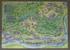 plain, map, estate, terrain,