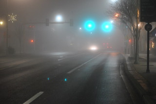 Lancaster Ave at 3 AM