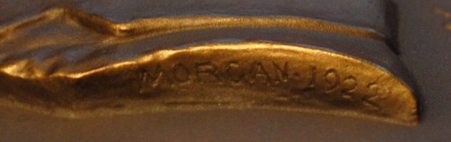 carter glass obv morgan signature