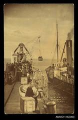 The CAVANBAR (CAVANBA) at Coffs Harbour Jetty