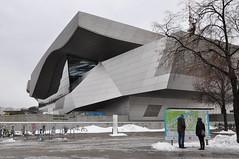 BMW Showroom Building