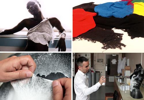Spray On Fabric Fashionlab