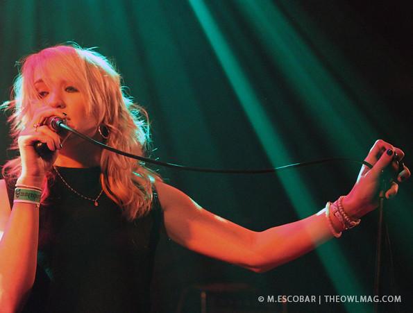 Ramshackle @ The Troubador, LA 1/19/13