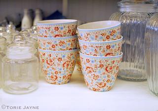 GreenGate cups @Balders Hage