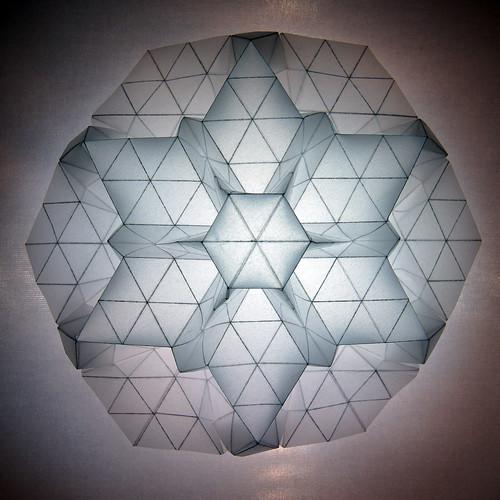 Origami Tutorial 881 (Lydia Diard)